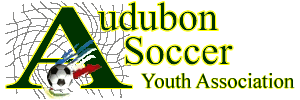 Audubon Soccer Youth Association